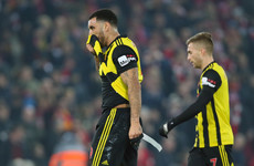 'We've had two games this week, I'm knackered' - Deeney not overly excited by FA Cup semi-final