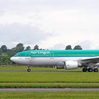 Aer Lingus flight had to make emergency landing after suspected engine fire