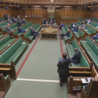 'Parliament really is broken': House of Commons suspended following noisy water leak