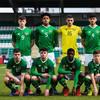 Ireland draw Belgium, Czech Republic and Greece as they prepare to host Euro U17 finals