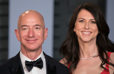 Amazon's Bezos agrees record-breaking $35 billion divorce settlement