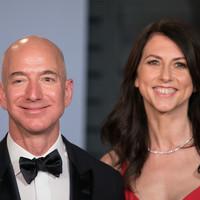 Amazon's Bezos agrees record-breaking $35 billion divorce settlement