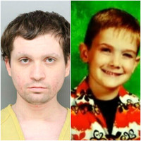 Ex-convict charged with claiming to be missing boy