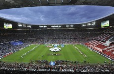 A day in the life of the Champions League final