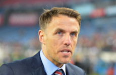 Phil Neville says England women must earn equal pay