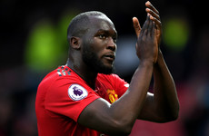 Lukaku representative hints at future away from Manchester United