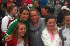 Back to work for Katie Taylor after golden homecoming
