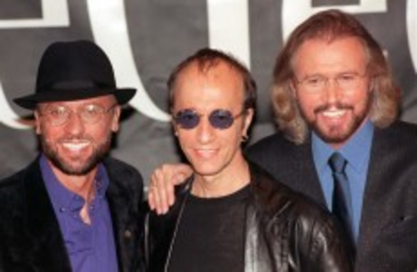 Bee Gee Robin Gibb dies of cancer at 62 · TheJournal ie