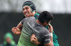 Carty shakes off knock to start but Connacht make 11 changes for key trip to Zebre