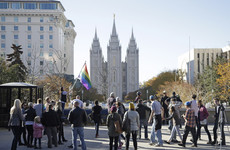 Mormon church to allow baptism for children of LGBT parents