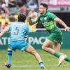 Ireland left with work to do after Uruguay produce late comeback at Hong Kong 7s
