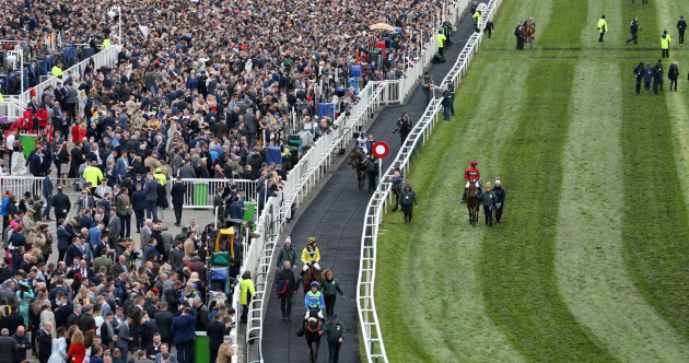 Narrowing the field ahead of the Grand National