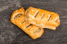 Food alert over frozen mini sausage rolls which may contain pieces of plastic