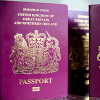 British passports are now being issued without the words 'European Union'
