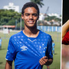 Ronaldinho's 14-year-old son signs contract with Cruzeiro