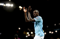 'We need Mendy,' says Man City boss Guardiola of his dancing star