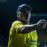 Diego Maradona to quit Mexican second-division side over 'referee bias'