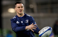 Cullen upbeat on Sexton's chances of being fit for Toulouse