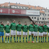 Sublime strike from Brighton teenager the highlight as Ireland earn convincing win