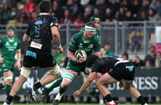Connacht hold on for crucial Pro14 victory over Zebre in Parma