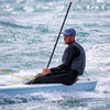 Ireland's Finn Lynch finishes fourth in storm-tossed conditions at Palma regatta