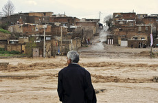 Mass evacuations ordered after 70 left dead by floods in Iran