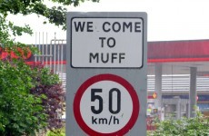 Bastardstown, Muff, Crazy Corner... welcome to Ireland