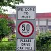 Bastardstown, Muff, Crazy Corner... welcome to Ireland