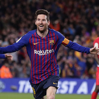Messi and Suarez deliver late hammer blows to see off 10-man Atletico Madrid