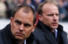 Not for me: De Boer 'honoured' at Liverpool link