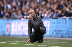 Guardiola insists Liverpool's late winners don't mentally impact Manchester City