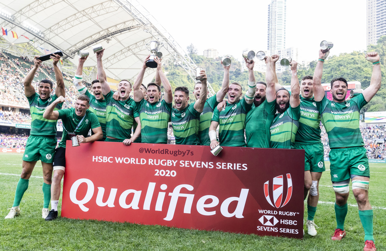 0e75b5ab7dd It gives Irish 7s a real boost  - Victorious Ireland react to ...