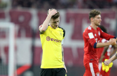 Marco Reus rages at 'catastrophic' Dortmund defeat to Bayern