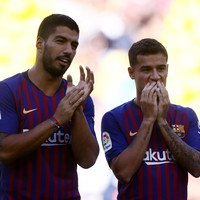 'Bring on the boos' - Coutinho and Suarez ready for hostile Old Trafford reception