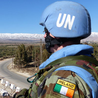 After facing a delay, Irish troops will return home from Golan Heights and Syria this evening
