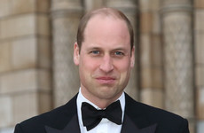 The man with the silver spoon: Prince William has been interning with British secret service