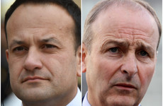 Leo still more popular than Micheál Martin but 1 in 5 think neither would do good job as Taoiseach