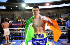 Monaghan boxing star Stevie McKenna cruises to dream pro debut victory