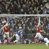 Arsenal's top four hopes dealt blow in surprise Everton defeat