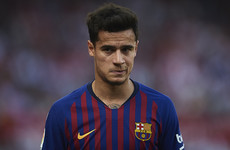 'I'm happy at Barca' - Coutinho rules out Premier League return despite frustrations in Spain