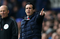 'It's in our hands' - Arsenal can still grab a top-four spot after Everton blow, says Emery