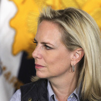 US Homeland Security chief Nielsen out as border crossings surge