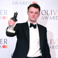 Young Offenders star Chris Walley wins Olivier award