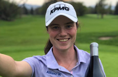 Leona Maguire seals career-first pro victory in dramatic playoff