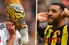 Troy Deeney labels Raul Jimenez a loser for mask celebration