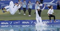 Rookie of the Year Ko makes a splash to win first women's Major of the year
