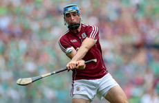 Another injury worry for the Galway hurlers a month before they begin Leinster campaign