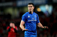 Leinster's Johnny Sexton on track to recover for Toulouse semi-final