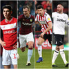The Irish players chasing promotion and play-off spots in finale of the Championship this season
