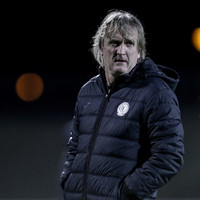 'It looked like a poor tackle' - Harps boss Horgan reacts to horror challenge on Coll